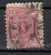 Finlande  Type 1875 32p Rose - 1856-1917 Russian Government