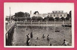 33 GIRONDE ANDERNOS, Le Casino Miami, La Jetée, La Plage, Animée, (Gaby, Artaud, Nantes) - Andernos-les-Bains
