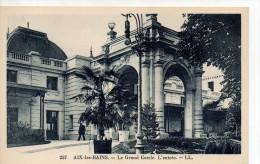 Aix Les Bains Le Grand Cercle L'entree - Aix Les Bains
