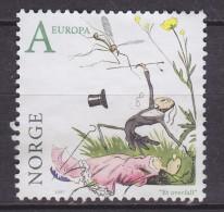 Norway 2007 Mi. 1607    A EUROPA Theodor Kittelsen Zeichner Und Maler MNG - Norwegen