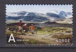 Norway 2007 Mi. 1611    A INNLAND Tourismus Wanderarbeiterweg Bei Finse, Hordaland MNG - Norwegen
