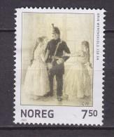 Norway 2005 Mi. 1520    7.50 Kr Erik Werenskjold Maler Und Illustrator MNG - Norwegen