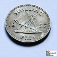 Fiji - 1 Shilling - 1957 - Fidji