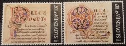 Slovenia, 2004, Mi: 486/87 (MNH) - Slovenia