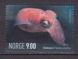 Norway 2004 Mi. 1492     9.00 Kr Meerestier Octopus Sepiole, MNG - Norwegen