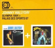 "Johnny Hallyday  ""  Solitude à Deux + Hallelutah  "" - Musik & Instrumente"