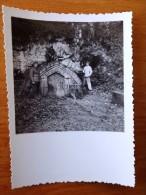 WW2 GENTE CHARENTE SOLDATS ALLEMANDS VOIR PHOTOS RECTO VERSO RARE - 1939-45
