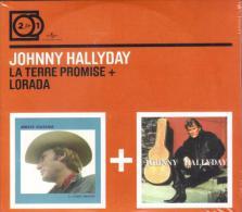 "Johnny Hallyday  ""  La Terre Promise + Lorada  "" - Ohne Zuordnung"