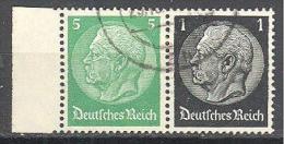 Allemagne: Michel N°W 59°; Voir Le Scan; PETIT PRIX A PROFITER!!! - Zusammendrucke