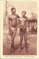 PAOUA, DANS LA GRANDE BROUSSE, N'DJANGO ET YOUEDJÉ - Centrafricaine (République)