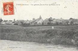Taizy (Ardennes) - Vue Générale Prise Du Pont Du Chemin De Fer - Edition A. Wilmet - Frankreich