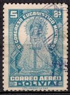 B641 - Bolivia 1939 - The Second National Eucharistic Congress - Bolivia