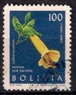 B641 - Bolivia 1962 - Flowers - Bolivia