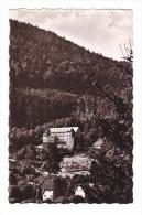 Allemagne Charlottenruhe Herrenalb Haus Der Kirch Evang. Akademie Baden + 2 Timbres Timbre - Bad Herrenalb