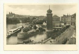 PRAGUES REPUBLIQUE TCHEQUE PRAHA MANES PORT - Cartes Postales