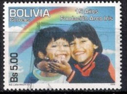 B641 - Bolivia 2009 - The 15th Anniversary Of The Foundation Of Arco Iris - Bolivia