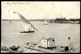 Cairo, Kairo,13.8.1908, Le Caire, Vue Sur Le Nil, - Kairo