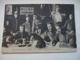 Cercle National Pour Le Soldat De Paris - Cercle Milotaire 15 Rue Chevert (VIIe) - La Salle De Correspondance - Militaria