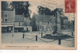 ** BERNIERES Sur MER  ( Calvados )  -   La Place - Sonstige Gemeinden