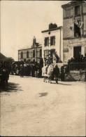 49 - MAINE ET LOIRE - Carte Photo Fête De Jeanne D'Arc - Photographe THIEULIN-ROMAIN D'Angers - France