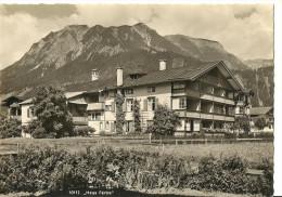 """Oberstdorf (Bayern, Deutschland) Im Byr. Allgau """"Haus Farbe"""" - Oberstdorf"""