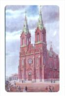 Russia Chelyabinsk Painting Church 300 Units 2005 - Russia