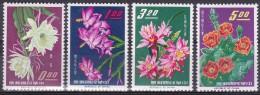 Taiwan 1964, Postfris MNH, Flowers - Ongebruikt