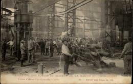 42 - ASSAILLY-LORETTE - Compagnie Des Forges Et Aciers De La Marine Et D'Homécourt - Atelier Des Obus - France