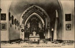 34 - NISSANT - Intérieur Chapelle - France
