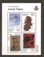 España/Spain-(MNH/**) - Edifil 4664 - Yvert BF 202 - Blocs & Hojas