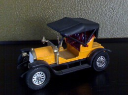 OPEL COUPE 1909 - Matchbox