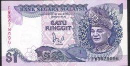 MALAYSIA  P27b  1   RINGGIT  1987  #FW    UNC. - Malaysia