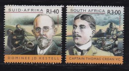SOUTH AFRICA, 2001, Mint Never Hinged Stamps , South  African War, Sa1432-1433 , #9407 - South Africa (1961-...)