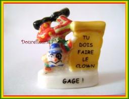 Un Gage Une Feve I... Lot De 7 Feves ... Ref AFF : 94-2004... ( Pan 0027) - Personnages