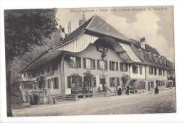 13955 -  Oberdiessbach Hotel Zum Löwen Besitzer Schaffer - BE Berne