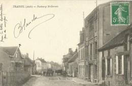 Traînel   (10.Aube)  Faubourg St-Gervais - Sonstige Gemeinden