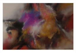 """""""La Madre Patria/The Motherland"""",  Pedro Rodríguez, 48 Inches X 33 Inches, 2010, Oil On Canvas, Mexico - Oils"""