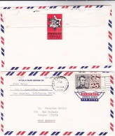 1971 USA Stamps COVER To Germany ´PROTEST SOVIET JEWRY OPPRESSION ' LABEL SEAL  Jew Jewish Judaica - Jewish