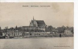 Orleans Saint Aignan Vue De La Loire - Orleans