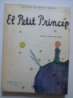 Antoine De Saint-Exupéry: El Petit Príncep, Amb Els Dibuixos De L´autor (Estela Literatura Infantil) - Libros, Revistas, Cómics