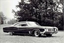 Photo De Presse  (24 X 16 Cm) - Automobile BUICK WILDCAT 1968 - Coches