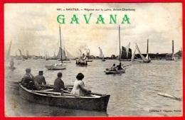 44 NANTES - Régates Sur La Loire, Devant Chantenay - Nantes