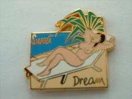 Pin´s PIN´UPS - SWEET DREAM - Pin-ups