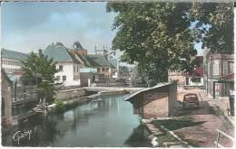 CPSM 27 - Louviers - Quai Des Lavandières Et L'Eure - Louviers