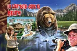 Guinea 2010, Tourism And Nature, Tiger, Bear, Camera, BF - Photography