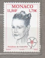 MONACO 2000 Princess Stephanie Mi 2526 MNH (**) #19238 - Monaco