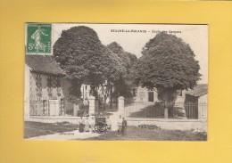 * CPA..dépt 45..BEAUNE La ROLANDE  :  Ecole Des Garçons  : Voir Les 2 Scans - Beaune-la-Rolande