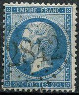 Meurthe Et Moselle, GC 2842 Sur N° 22 Y Et T - Marcophilie (Timbres Détachés)