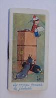 CALENDRIER AGENDA PETIT FORMAT 1932 MEMENTO LES VOYAGES FORMENT LA JEUNESSE ILLUSTRATEUR CHIEN PETITE FILLE - Calendriers
