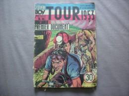SUPERBOY PRESENTE LE TOUR 1953 SUPPLEMENT AU N° 48 - Superboy